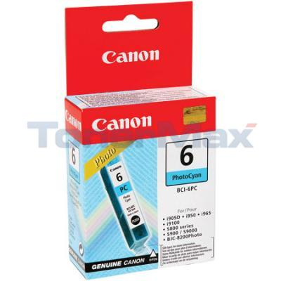 CANON BCI-6PC INK TANK PHOTO CYAN